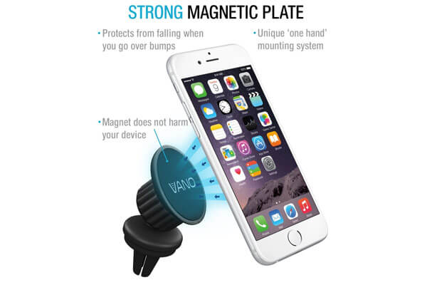 small presents for guys magnetic car mount
