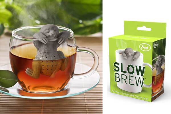 small presents for guys tea infuser