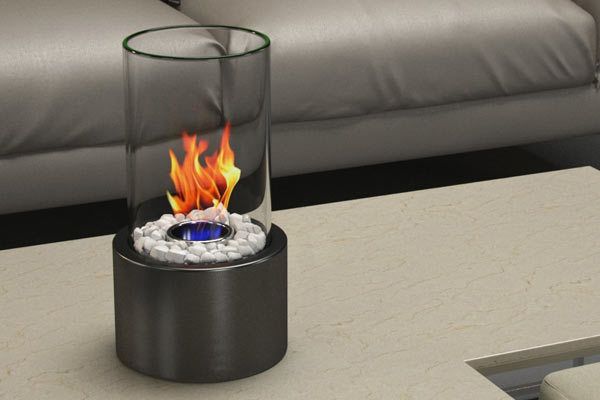 unique birthday gifts for him tabletop firepit