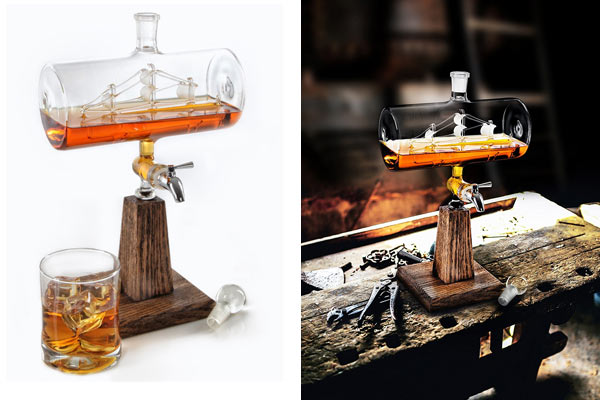what can i get my husband for his birthday decanter