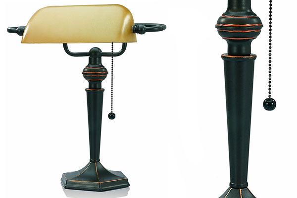 anniversary gift for husband bronze lamp