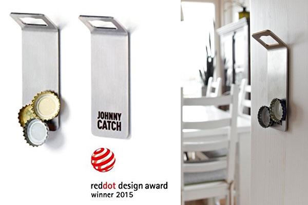 anniversary gift for husband magnetic bottle opener