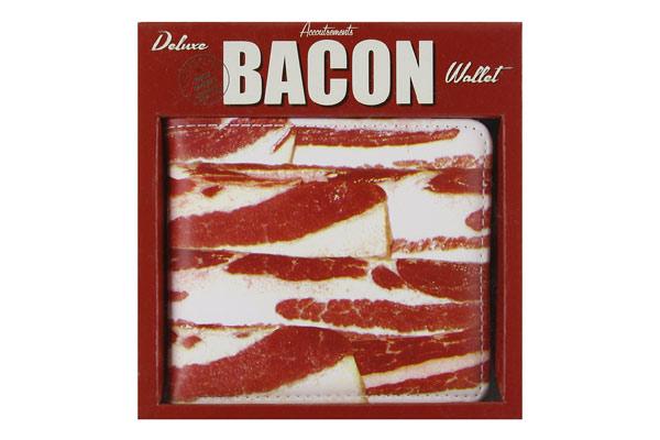 best mens wallet bacon wallet