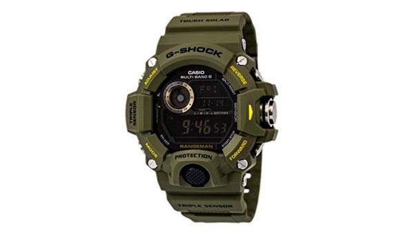best watch for men green g shock