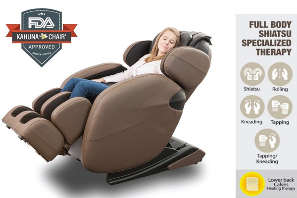 birthday gift for husband massage chair