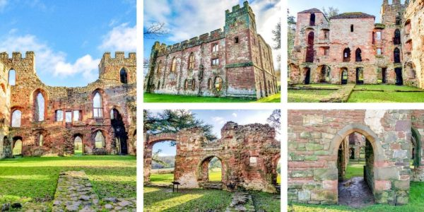 Visiting Europe is a great way to learn its history. One of the best things to do during your visit to England is to visit abandoned castle ruins. This post takes you through 2 sets of English castle ruins, along with how you can visit them (or some castle ruins like them) yourself! | #castle #england #europe #unitedkingdom