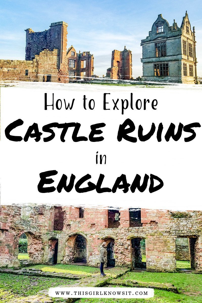 A Guide to Exploring Castle Ruins in England