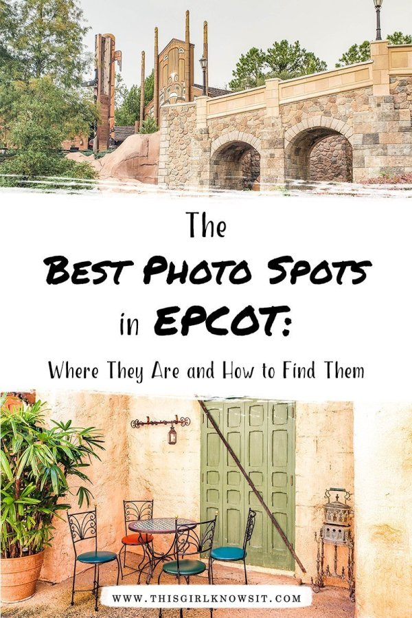 Epcot an amazing Disney park and is great for it's diverse photo locations! This guide breaks down the best photo spots around Epcot, perfect for Instagram. Click here for your Instagram guide to Disney's Epcot. #epcot #wdw #florida #travel