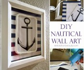 nautical themed wall art