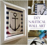 16 Nautical DIY Projects - TGIF - This Grandma is Fun