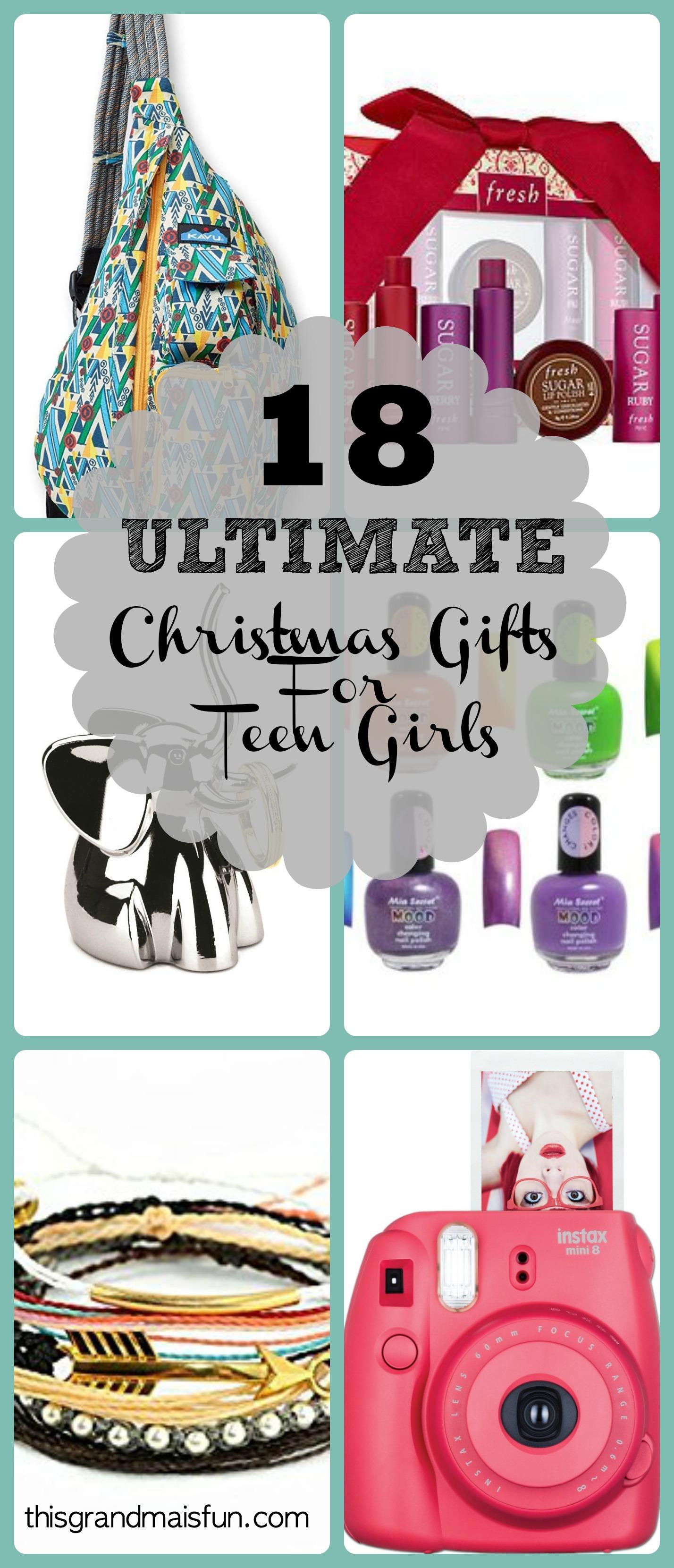 18 Ultimate Christmas Ts For Teen Girls