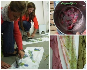dye cotton naturally