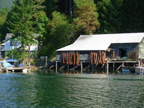 fisher's shack Sunshine Coast
