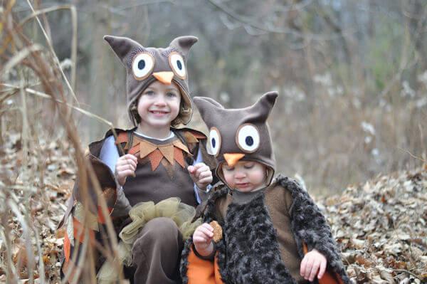 Owl Halloween Costumes 13