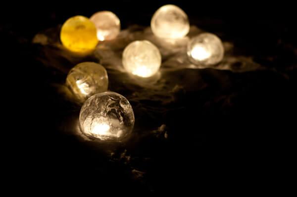 Ice Luminaries 2