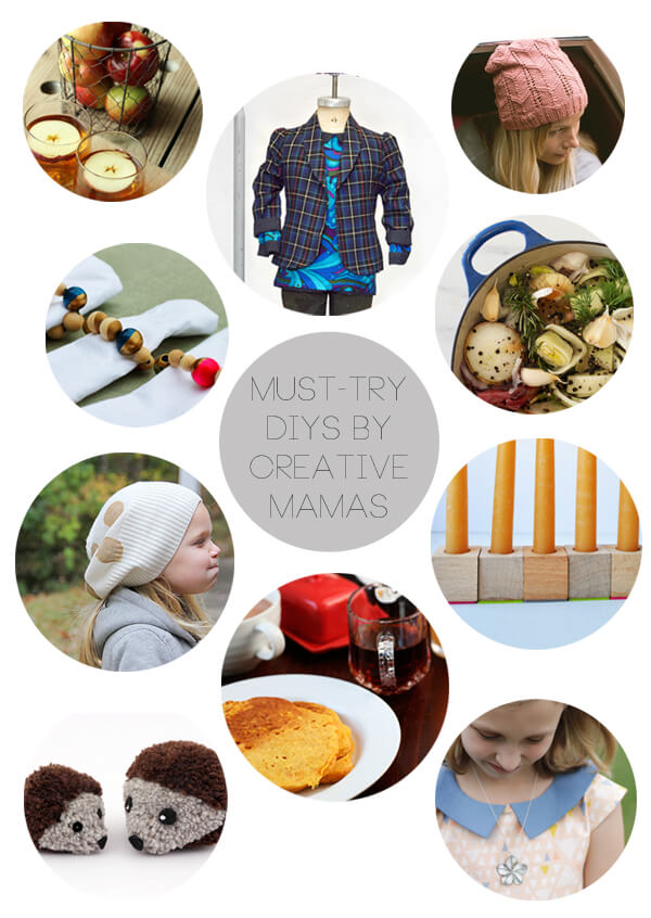 Must-Try DIYs by Creative Mamas | this heart of mine