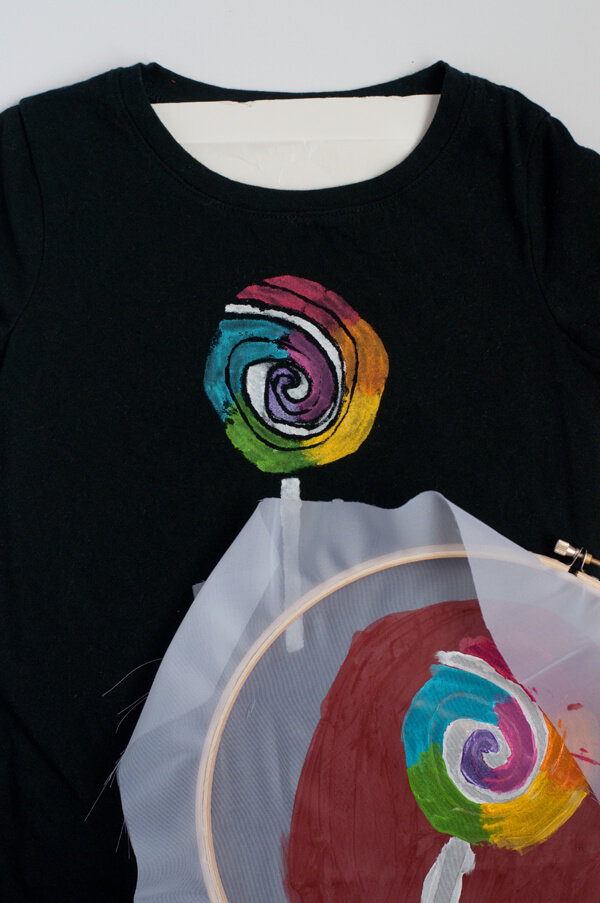 Endless Summer Projects: Screen Printed Tees | Classic Play - Pars Caeli - Lulu the Baker - Alexandra Hedin - this heart of mine