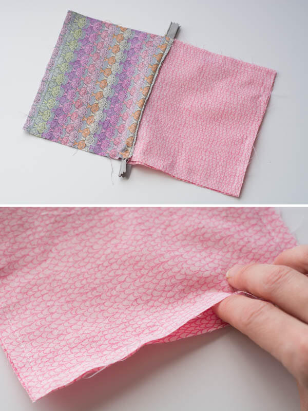 Easy Sewn Zipper Pouch | this heart of mine