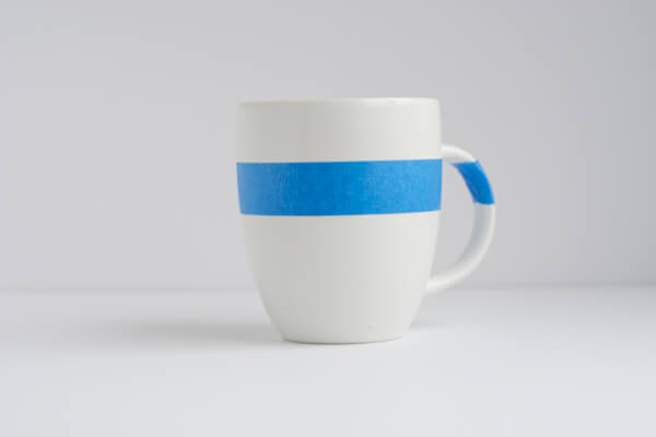 Two-Tone Dip Mugs | this heart of mine