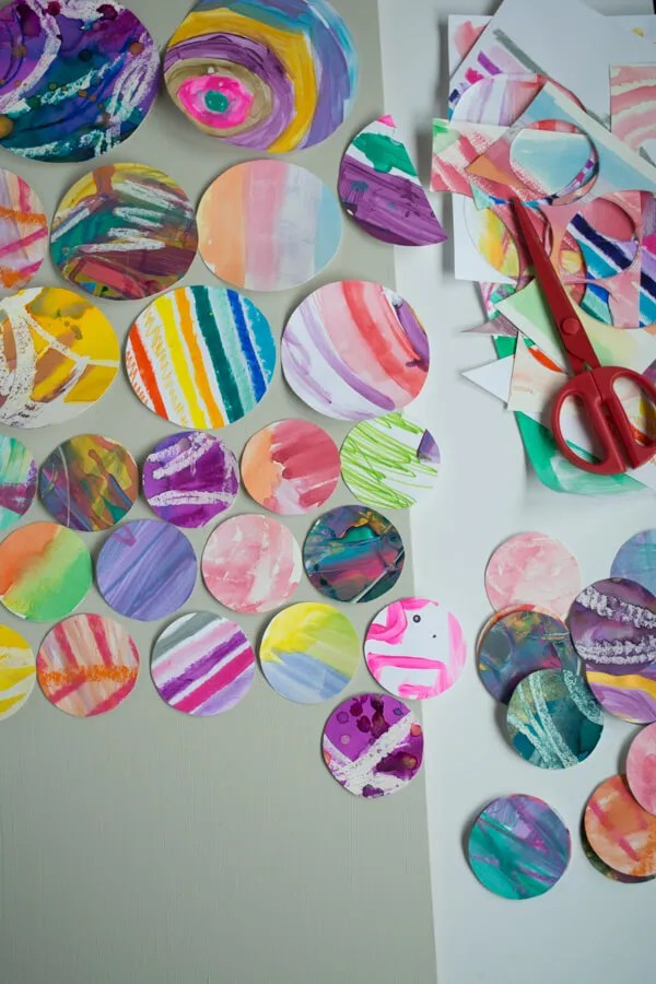 A Family Art Project | this heart of mine