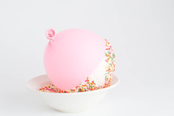 How to Make a Sprinkle Bowl | this heart of mine