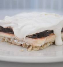 4-Layer Pudding Dessert
