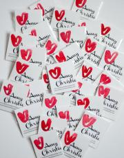 Amy Christie Business Cards