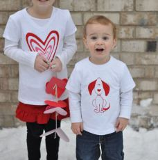 Heart Day Shirts