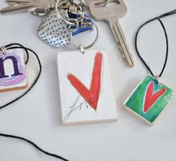 Image Transfer Charms