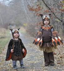 Owl Halloween Costumes