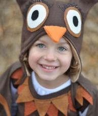 Owl Princess Halloween Costumes