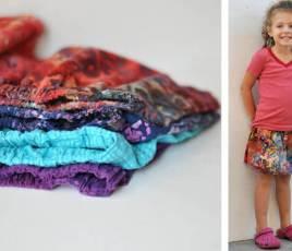 Sewn Skirts