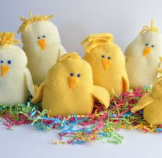 Spring Easter Chicks
