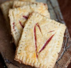 Strawberry Hand Pies
