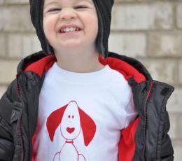 Valentine Doggie T-Shirt