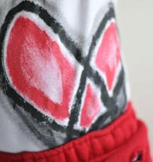 Valentine's Day Baby Wear