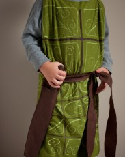 Handmade Leaf Man Costume