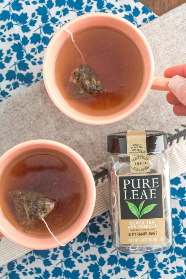 Keeping Warm with Pure Leaf | this heart of mine