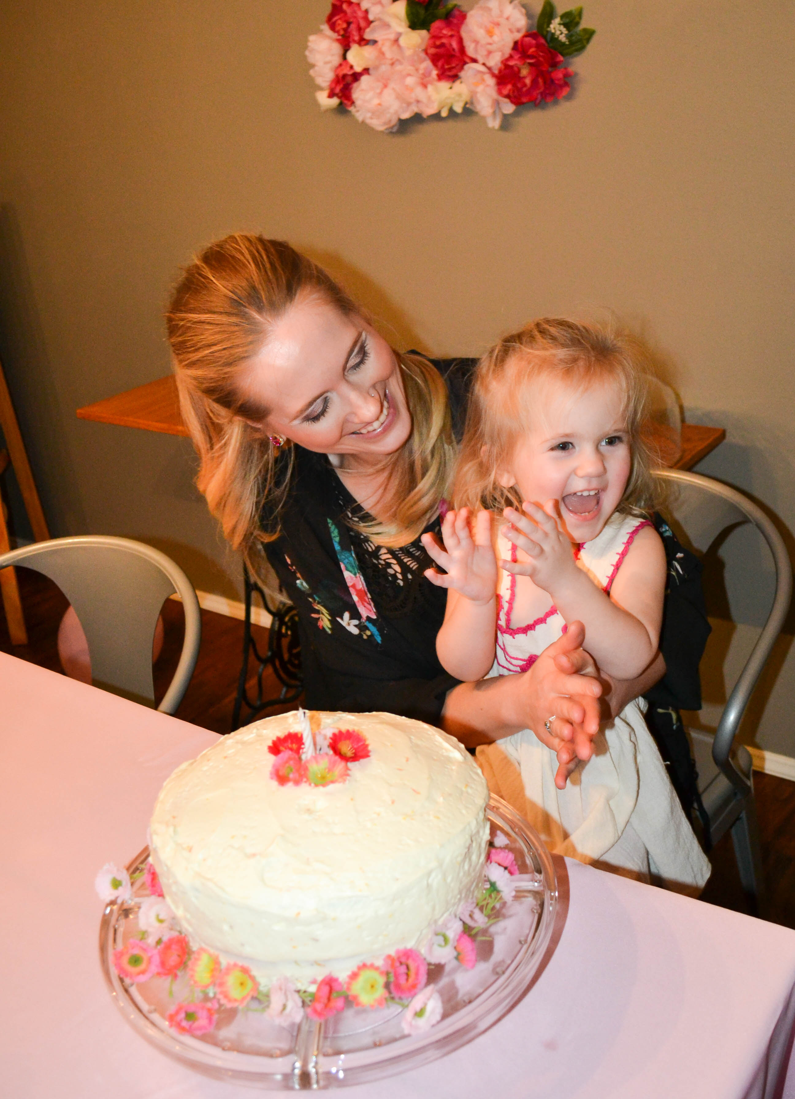 Georgias 2nd Birthday Party 2015 This House Of Grace