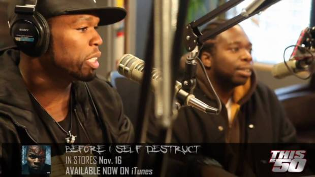 """50 Cent Presents """"2 Turntables and a Microphone"""" Documentary 