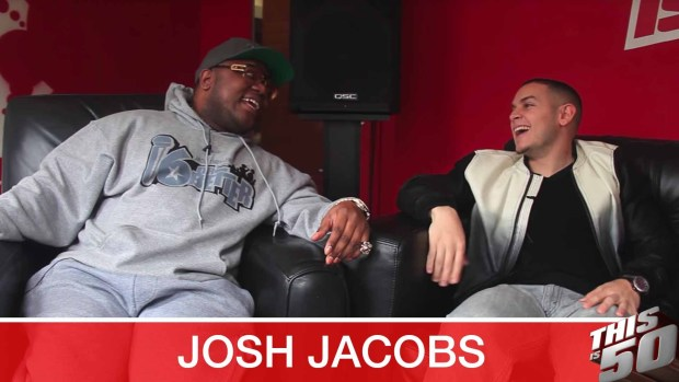 Josh Jacobs on New Project; Depression; Spits Crazy Freestyle