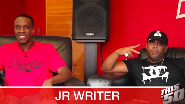 JR Writer on Relationship W/ Cam'ron; Life in Jail; Crooked CO's in Prison