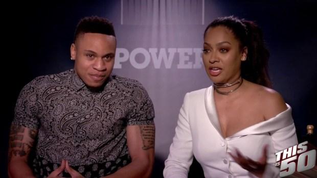 "Lala & Rotimi Speak on Power Season 4 – ""A lot of People Get Killed"""