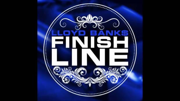 "Lloyd Banks – ""Finish Line"" – [Blue Friday] [HFM2 Nov 23rd]"