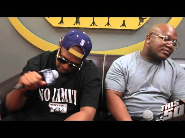 Master P Introduces the New 'No Limit' Soldiers