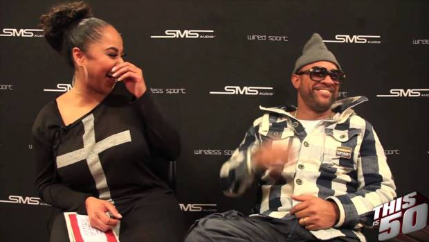 Shaggy Tells Untold James Brown Story; Bigs Up Chris Brown