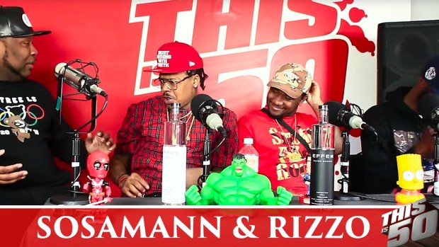 Sosamann & Rizzo on Getting Steve Francis' Chain Back; Taylor Gang; Houston