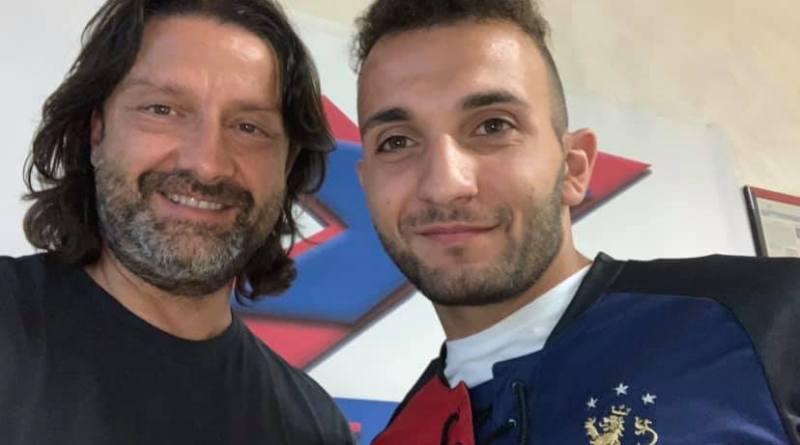 CALCIO: Orlando Viteritti nuovo calciatore del Potenza in Lega Pro