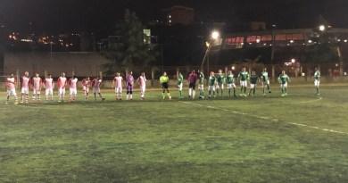 COPPA CALABRIA: Il Villaggio Europa batte 2-1 il San Giacomo nell'andata dei quarti