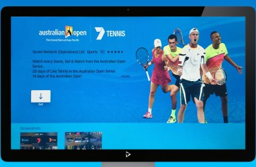 Portfolio Tennis Screen 1